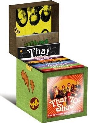 """That 70s Show - Complete Series """"Stash Box"""" (DVD)"""