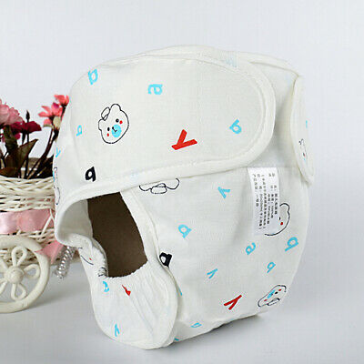 Toddler Baby Kids Boys Girls casual lovely Washable Cloth Diaper Toddler Baby