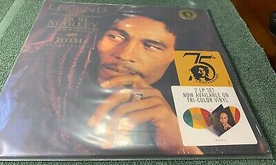 Bob Marley, Bob Marl - Legend: 30th Anniversary Edition [New Vinyl] Sealed!