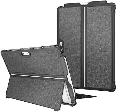 Case for Microsoft Surface Pro 7/ Pro 6/ Pro 5/ Pro LTE Shockproof Hard Cover