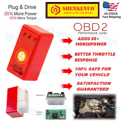 Fits Jeep Liberty High-Performance Tuner Chip /& Power Tuning Programmer Boost Horsepower /& Torque!