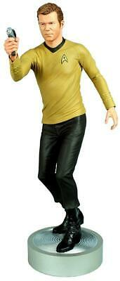 Star Trek Captain Kirk 1:4 Statue Shatner, Long Sold Out, Very Low Edition #7!