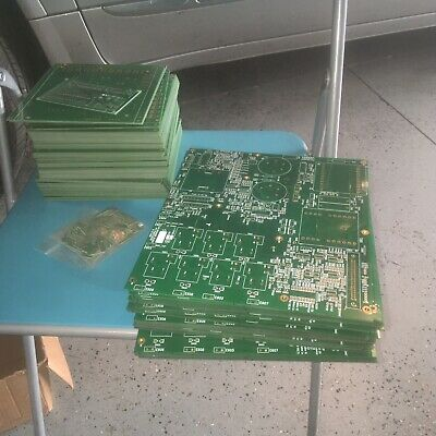 Gold Plated Circuit Boards Scrap Gold Recovery (26 Lbs)