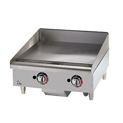 """Star 624TF 24"""" Countertop Gas Griddle"""