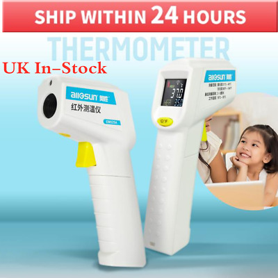 NEW Digital Infrared Forehead Thermometer Gun fever Measurement medical In-Stock