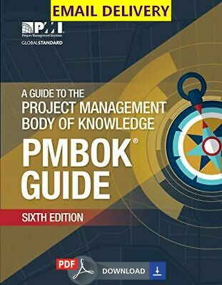 A Guide to the Project Management Body of Knowledge (PMBOK� Guide)  🇪🇧🇴🇴🇰