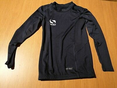 Boys Sondico Optivent Base Layer Top  - Size  7 - 8 Years