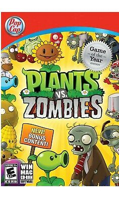 plants vs zombies video game