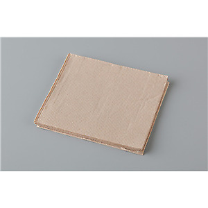 250 Napkins Cocktail Quilted Kraft Brown Recycled