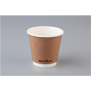 Cups 25 X 237Ml 8Oz Double Wall