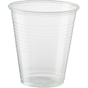 50 Cups 7Oz Polypropylene