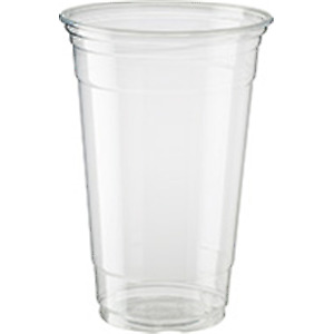 Cups 25 X 20Oz Clear Hikleer