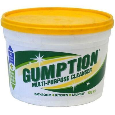 6Kg Gumption Cleaning Paste 12 X  500G