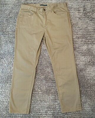 Perry Ellis Slim Fit Stretch Pants Men's Size 36 x 32