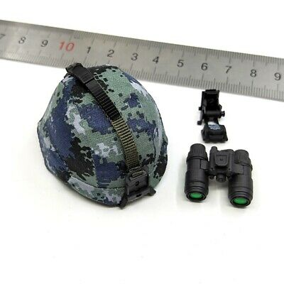 FLAGSET FS 73023 1/6 Scale Chinese Army Airborne Forces PLAAF Helmet Model