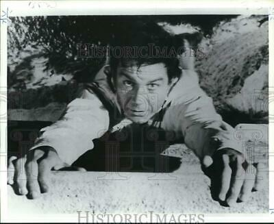 "1985 Press Photo Actor Cliff Robertson stars in ""Masquerade"" - pip19170"