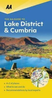 The AA Guide to Lake District & Cumbria by Hugh Taylor (author), Moira McCros...