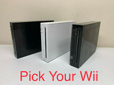 Nintendo Wii Console Only - Choose Your Version