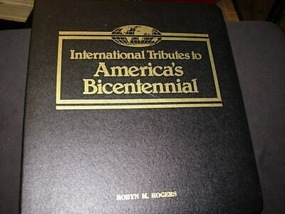 1976 International Tributes To America's Bicentennial 52 World Covers!
