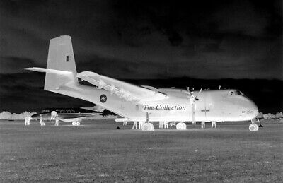 De Havilland DHC-4 Caribou A4-233  original 35mm photo negative
