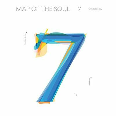 Bts-Map Of The Soul 7 (Version 4 CD NEW