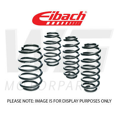 V-Maxx 50mm 40mm Lowering Springs Fiat Seicento Sporting 1.1 35FI66 98- 187