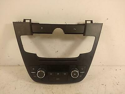2011 VAUXHALL INSIGNIA Diesel Heater Climate Controls 13273095 080