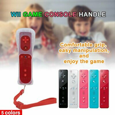 Wiimote Built in Motion Plus Inside Remote ControllersFor Nintendo wii Fashion S