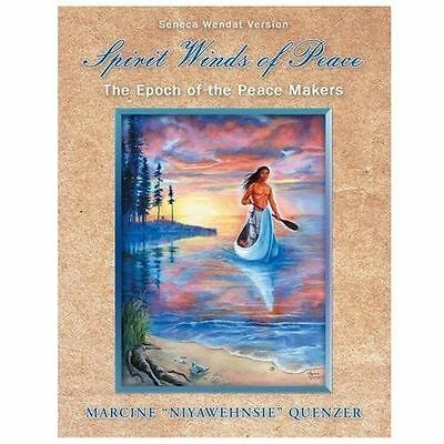 Spirit Winds of Peace: The Epoch of the Peace Makers, Brand New, Free shippin...