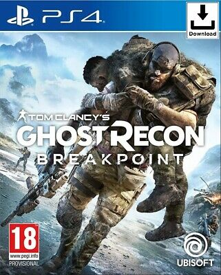 Ghost Recon Breakpoint - Tom Clancy's - PS4 📥