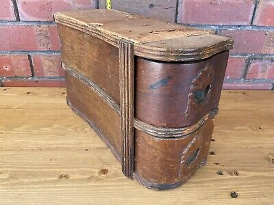 Vintage Wooden Sewing Draws, Sewing Drawers, Sewing, Crafts, Collectable
