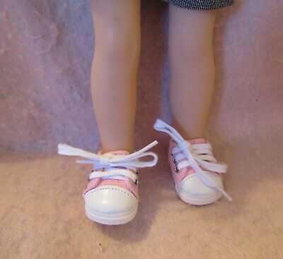 R Tennis Shoes fit American Girl Wellie Wisher Doll 14.5 Inch Seller lsful