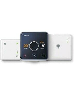 HIVE Active Heating Kit - Thermostat Hive Hub & Hive Single Receiver for combi