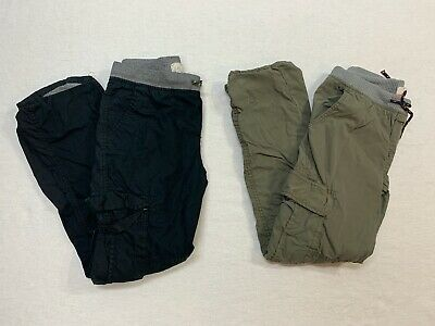 Cat and Jack Boys Lined Draw String Straight Recto Jogger Pants Variety Size NWT