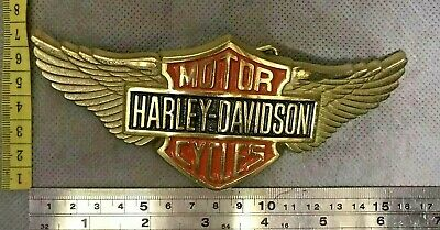 Harley Davidson Wing Belt Buckle