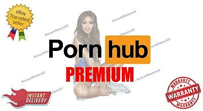 Pornhub Premium Account | Premium 5 Minute Delivery