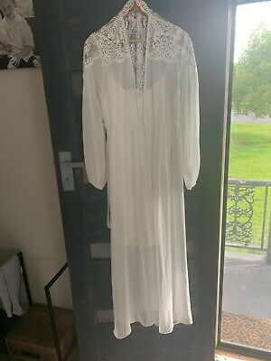 Le Rose Size XL wedding dressing gown