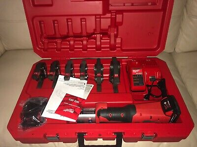 "Milwaukee M18 FORCE LOGIC Press Tool Kit with 1/2""-2"" Jaws (2773-22)"