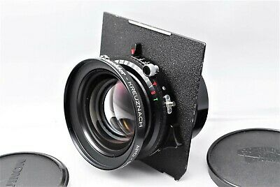 【Top MINT】Schneider-Kreuznach Apo-Symmar 210mm f/5.6 MC w/ COPAL No.1 from Japan