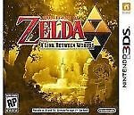 Brand New Sealed - The Legend Of Zelda : A Link Between Worlds - Nintendo 3Ds