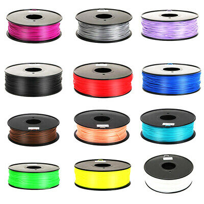 High Precision Premium 3D Printer Filament 1.75mm PLA 3D Printing Material