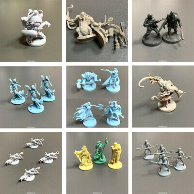 Lot 20 Dungeons & Dragons Marvelous Board Game Miniatures D&D figures Toy