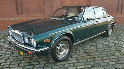 1981 Jaguar Xj6 Series 3 * Straight Six 4.2 * Investable Classic Car *