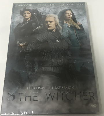 The Witcher : TV Series Season 1 ( Brand New DVD ) Fast Shipping! USA Seller!