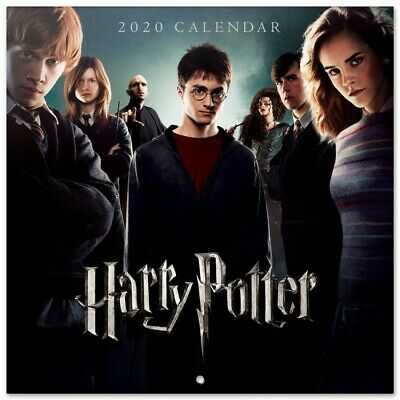 Harry Potter - Dumbledore's Army Poster Official Calendar 2020 (12x12in) #126372