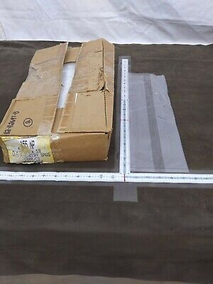 "Poly clear Bread & Bakery Bags Extra-Large 5"" X 4"" X 18"" open box 155NP"