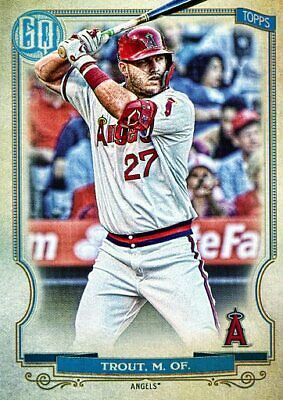 2020 Topps Gypsy Queen Singles To Complete Your Set ( 1- 150 )