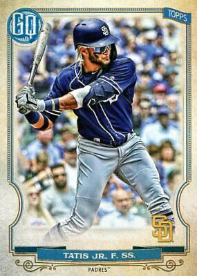 2020 Topps Gypsy Queen Singles To Complete Your Set ( 151 - 300 )