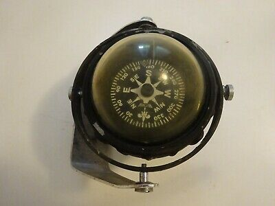 Vintage Ycm Floating Compass-Made In Japan--Free Postage