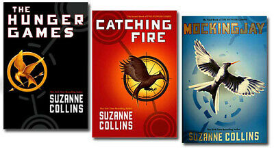 The Hunger Games Trilogy Complete E BOOK Collection (3 books) - Speedy Delivery